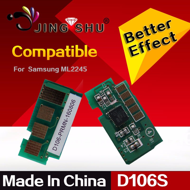 D106S toner reset chip for Samsung ML-2245