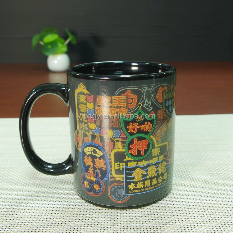 2016 Cool Novelty Products Wholesale Ceramic Mugs Hot