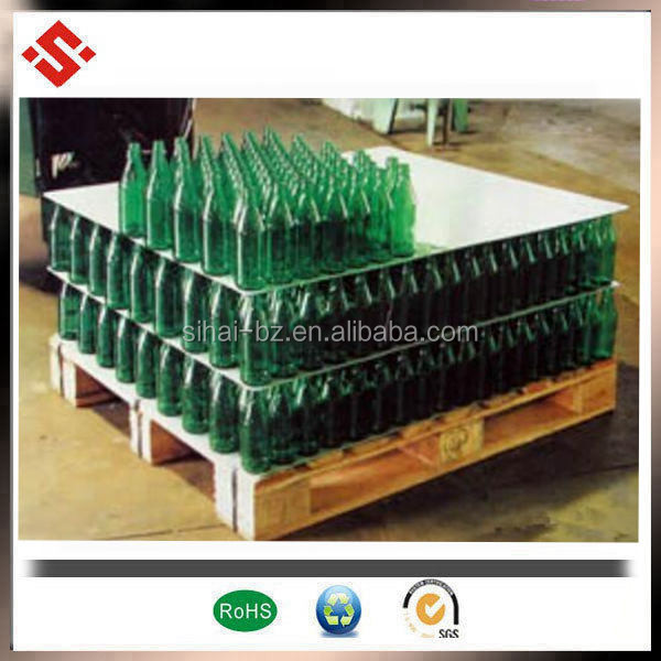 high quality Waterproof Eco - friendly PP Corrugated Plastic pallet Layer Pads