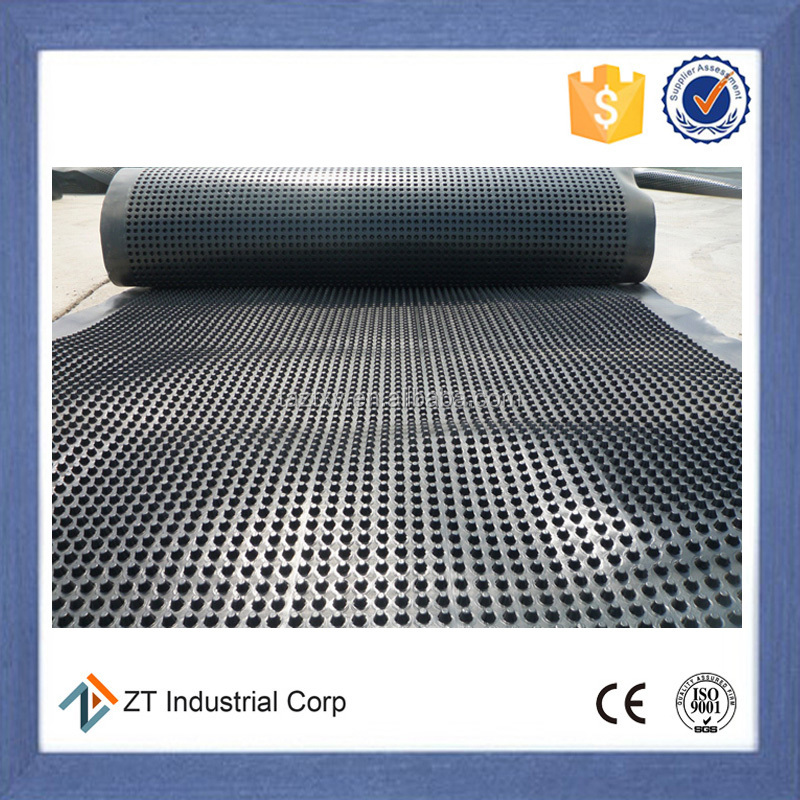 SY-PE10 plastic hdpe dimple drainage plate