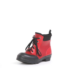 Color Customized Waterproof Ladies Rubber Rain Boots
