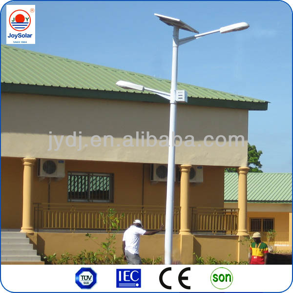 LED solar street lights,solar panel street led lamp for highway parking resitence