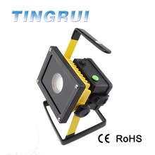 High power led waterproof floodlight stadium lighting rechargeable 50w led flood light