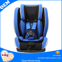 2016 Portable Baby Car Seat For (Group1+2+3) 9 months ~ 12 years old