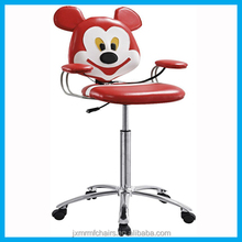 Hairdressing salon styling kid barber chairs beauty children chairs for sale JXK912A