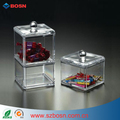 Modern Factory sale candy dispenser, Acrylic Candy container, Acrylic candy Box
