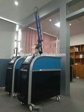 High Quality Picosecoq Switched Nd Yag Fractional Picosecond Laser Tattoo Removal Machine Equipment