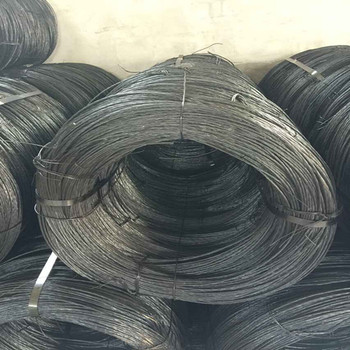 Black Annealed Wire/Soft Annealed iron rods price hb wire