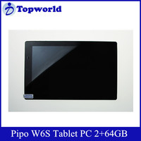 hot!!! 8.9 Inch Winds 8.1 Android 4.4 Intel Z3735F Quad Core 2GB RAM 64GB ROM PIPO W6S 3G Tablet PC