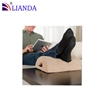 accessory beautiful foot rest protection pad,cheap memory foam foot support pillow,deluxe foot massage foam pad for patient/elde