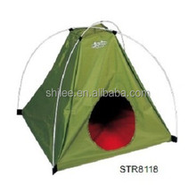 Foldable Polyester Pet Cat Tent