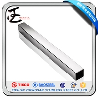 Suppliers Handrail Square ASTM Welded 201 Stainless Steel Round Tube