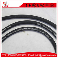 Rubber Hose Sae 100 R2 AT DIN E 853 1sn Hydraulic Pipe