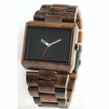 Factory Wholesale Fashion Wood Watch, Custom Logo Wrist Watch, wood watches for men and women