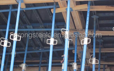 Adjustable Shoring/ Scaffolding Heavy duty Shoring prop/Steel Prop /Shoring support