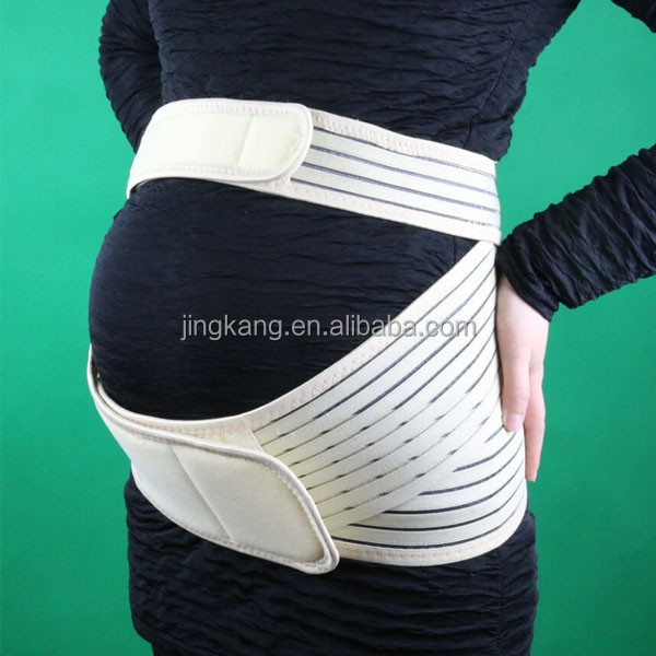 Fish net cloth full elastic Maternity venter Back Support Belt for pregnant women