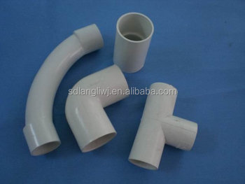 2017high quality pvc elbow