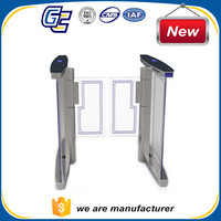 most popular access control swing turnstile gate for security