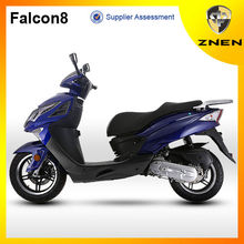 ZNEN MOTOR Falcon8 (Patent gas scooter ,EEC, EPA, DOT) New Model)/Sporty Design Motor