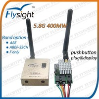 501 32CH 400mW 5.8G FPV TX RX Kit for RC Airplane Jet Engine