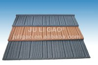 Bright Colorful Steel Roof Tile / Roofing Shingles Prices / Tile Red Roof Shingles
