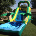 Hola cheap inflatable water slides/giant inflatable water slide