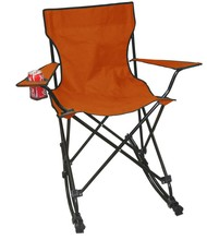 Outdoor foldable picnic Beach camping Rocking Chair