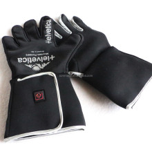 Fishing Hiting Camping Rechargable Battery Heated Gloves lats up to 10 hours