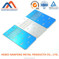 Small l Brackets OEM Precision Stamped Aluminum Sheet Small l Brackets