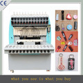 Beautiful designed pvc zip puller dispenser machine, plastic zipper maker equipment