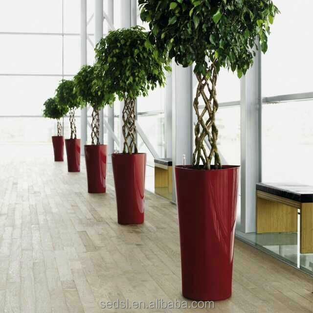 Plastic Material and Pots Type aeroponic growing system container homes for sale decor plastic pots