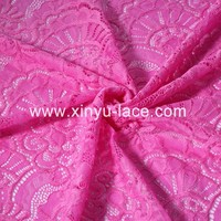 China supplier High quality lace fabric market in dubai