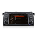 7'' car dvd player for E46/M3 1999-2006 car audio radio with bluetooth gps 3g car audio with bluetooth illumination lights