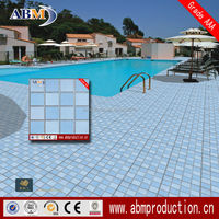 New design swimming pool tile 300x300 china factory