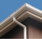 Any Long pvc K-Style,Rectangular Square Gutter Plastic Rain Gutters and Downspouts
