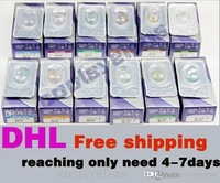 DHL free shipping 3 Tones Free get 10% Real 13 colors fresh color contact lenses days reached/100pcs =50pairs Contact lens