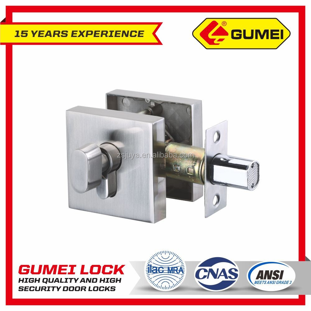 commercial grade 3 american standard inner house single cylinder double cylinder deadbolt
