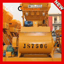 Hot Sale JS750 Concrete Mixer In Dubai