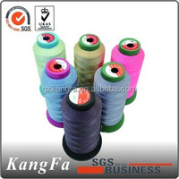 high quality nylon polyester waterproof sewing thread