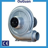 3.7KW TB150 Centrifugal Furnace suction blower fan