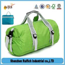 Best price of plain foldable travel bag,portable folding sports travel bags,folding luggage travel bags