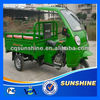 Low Cut Crazy Selling 3 wheel engine tricycle for export