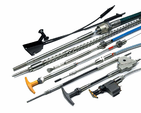 all kinds of vehicle flexible axle control cable