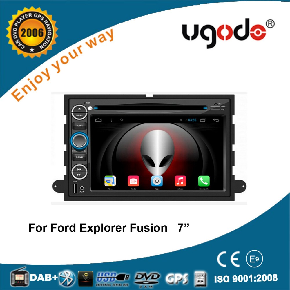 ugode 7 inch car DVD with GPS for Ford Fusion/Explorer 2006-2009