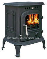 cast iron wood stove oven(JA051)
