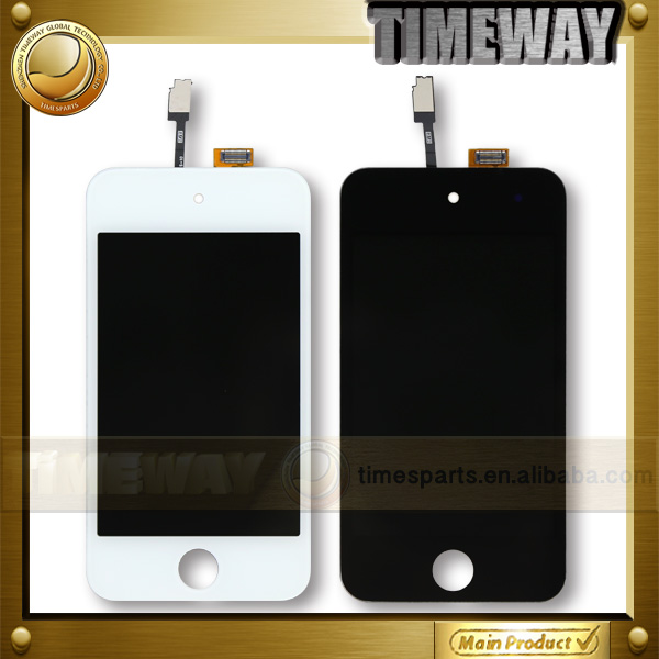 For iPod Touch 4 LCD display replacement, 100% test, Wholesale!Paypal accepted!