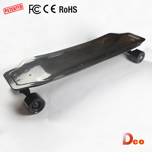 Best quality original design 3000W dual motor Carbon fiber cheapest electric skateboard motor kit