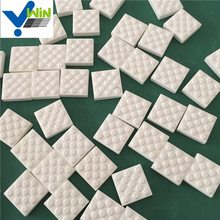 92% ceramic inserts mosaic alumina lining for ball mill