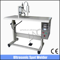 Made in China ultrasonic Industrial sewing machine factory price