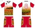 custom newest design hot sale mens perfect soccer uniforms